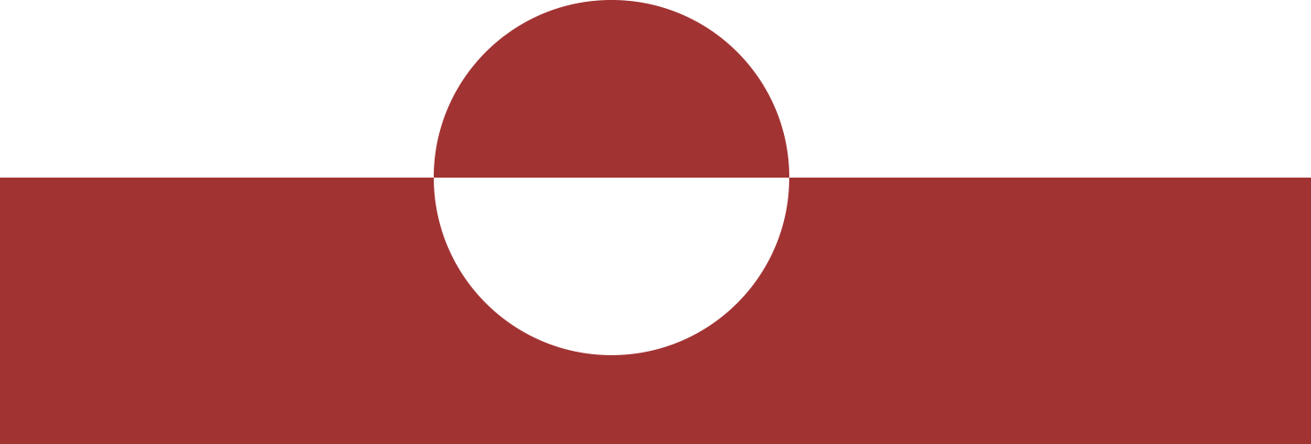 Flag of Groenland